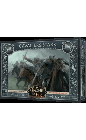 Trône de Fer (Le) - Le Jeu de Figurines: Cavaliers Stark