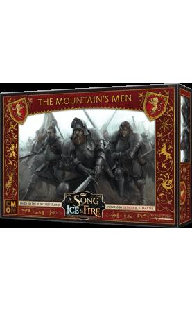 Les Hommes de la Montagne - Le Trône de Fer (FR / ES / DE)