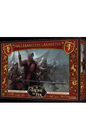 Hallebardiers Lannister - Le Trône de Fer (FR / ES / DE)