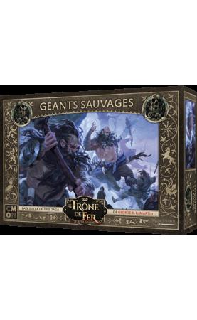 Géants Sauvages - Le Trône de Fer (FR / ES / DE)