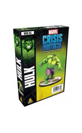 Marvel Crisis Protocol : CP04 Hulk Expansion - En