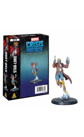 Marvel Crisis Protocol : Star-Lord - EN