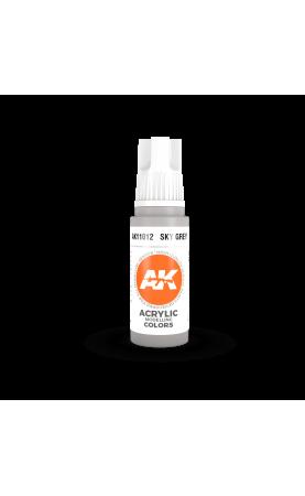 AK11012 - SKY GREY – STANDARD