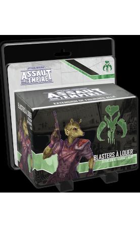 SW Assaut sur l'Empire : Blasters à Louer