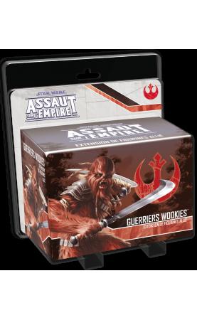 SW Assaut sur l'Empire : Guerriers Wookies