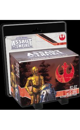 SW Assaut sur l'Empire : R2D2 et C3PO