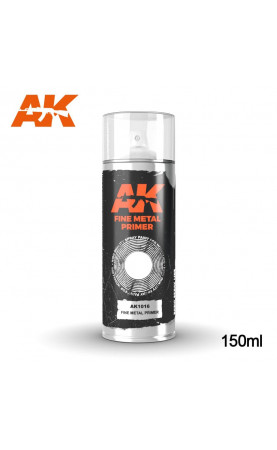 AK1016 - FINE METAL PRIMER SPRAY