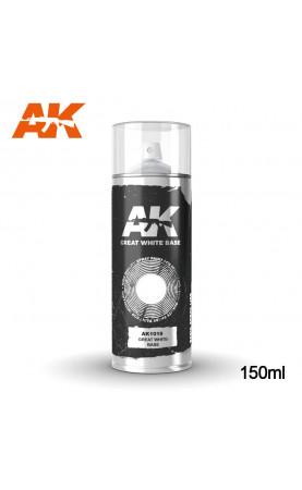 AK1019 - GREAT WHITE BASE SPRAY