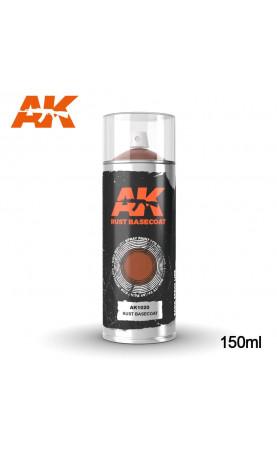 AK1020 - RUST BASECOAT SPRAY