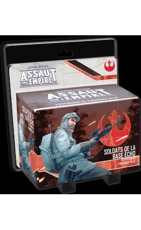 SW Assaut sur l'Empire : Soldats de la Base Echo