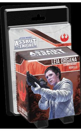 SW Assaut sur l'Empire : Leia Organa, Commandant Rebelle
