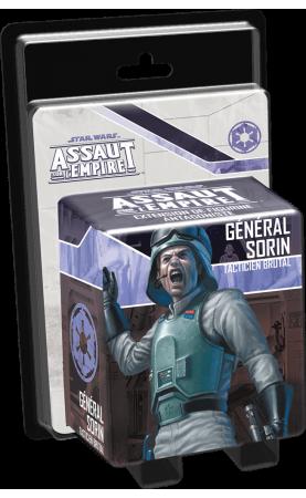 SW Assaut sur l'Empire : Général Sorin, Tacticien Brutal