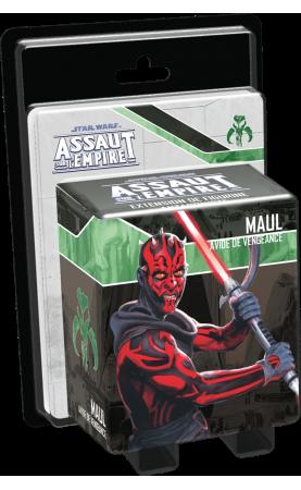 SW Assaut sur l'Empire : Maul, Avide de Vengeance