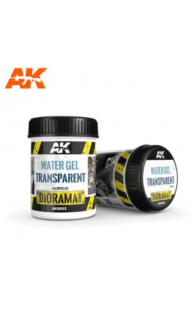 AK8002 - water gel transparent 250ML