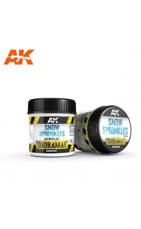 AK8009 - snow sprinkles 100ML