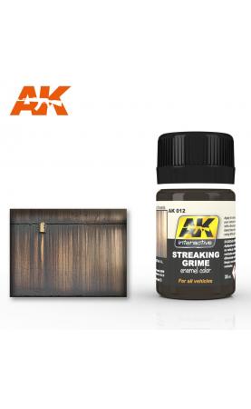 AK012 - Streaking Grime