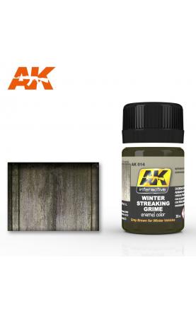 AK014 - Winter Streaking Grime