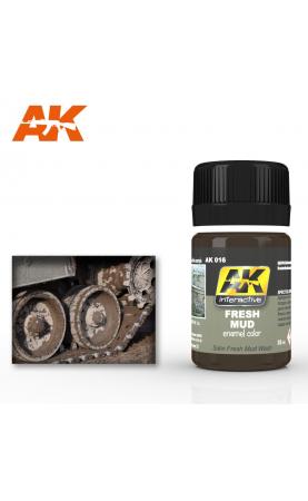 AK016 - Fresh Mud
