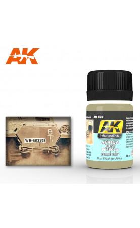 AK022 - Africa Dust Effects