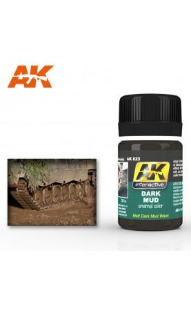 AK023 - Dark Mud Effect