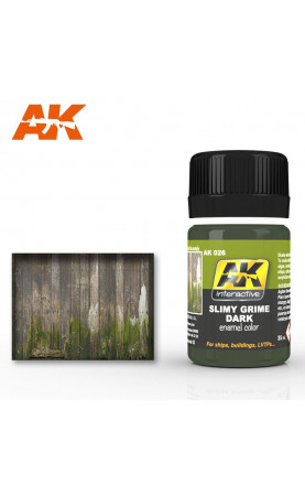 AK026 - Slimy Grime Dark