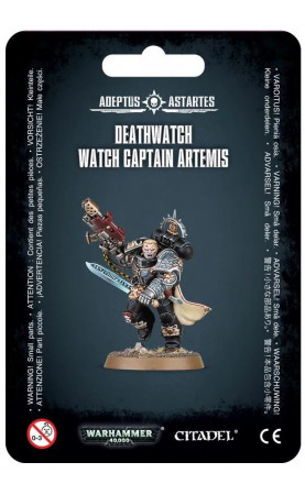 Watch Captain Artemis