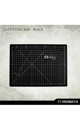 Cutting Mat A4 Black