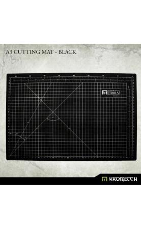Cutting Mat A3 Black