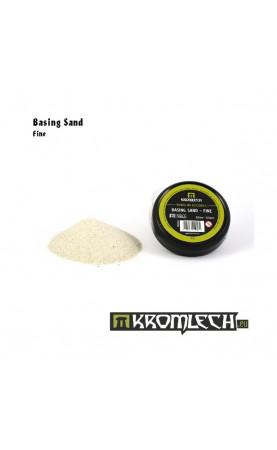 Basing Sand - Fine (0,1mm - 0,5mm) 150g