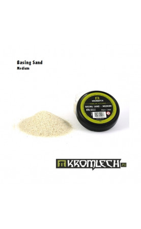 Basing Sand - Medium (0,5mm - 1,2mm) 150g