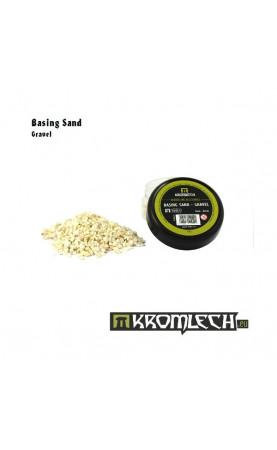 Basing Sand - Gravel (1mm - 4mm) 150g