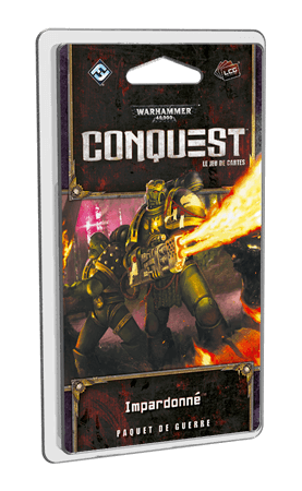 WH40k Conquest :...
