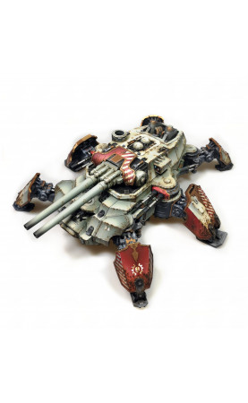 Mortian Super Heavy Warcrawler