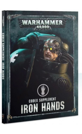 Supplément de Codex: Iron Hands