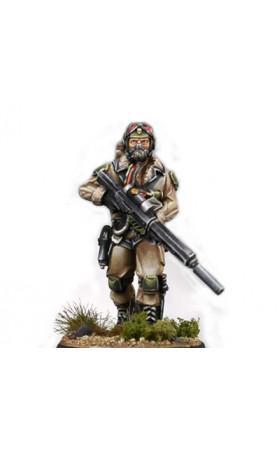 Mortian Drop Trooper 10 man squad With Shotgun