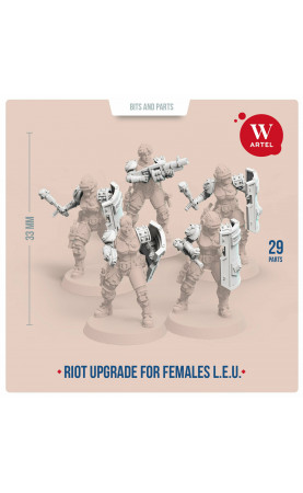 Riot Control Upgrade Pack...