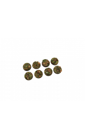 SWL Forest Bases 27mm Round...