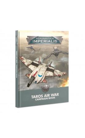Aeronautica Imperialis Taros Air War Campaign Book (Anglais)