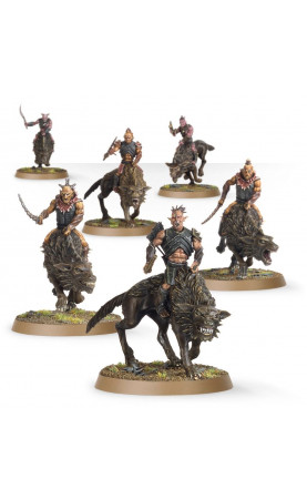 Hunter Orcs on Fell Wargs™