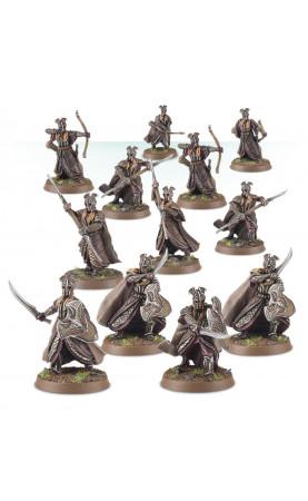Mirkwood Armoured Elves Warband
