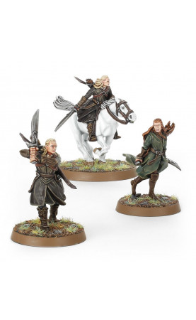 Legolas™ Greenleaf et Tauriel™, Mirkwood™ Hunters