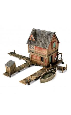 Lake-town™ House