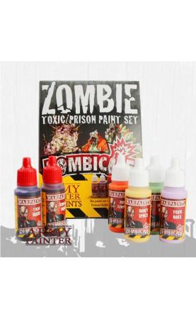 Warpaints Zombicide Toxic/Prison Set