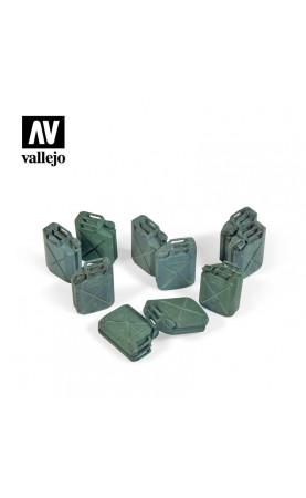 Allied Jerrycan set
