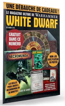 White Dwarf décembre 2019