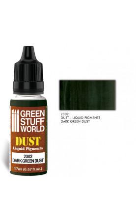 [2302] Pigments Liquides DARK GREEN DUST