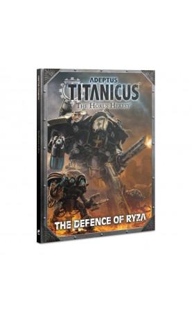 Adeptus Titanicus: The Defence of Ryza (Anglais)