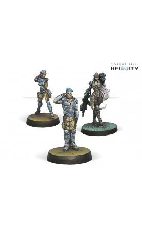 Dire Foes Mission Pack 1: Train Rescue