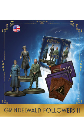 Harry Potter Miniature Game: Grindelwald Followers II