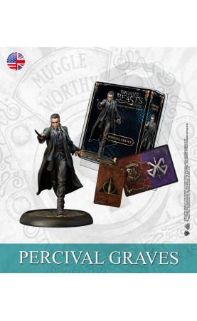 Harry Potter Miniature Game: Percival Graves